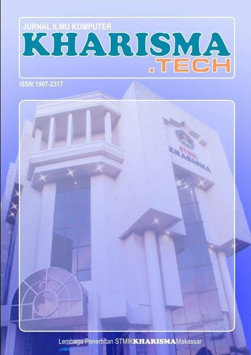 KHARISMA Tech cover